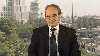 Ο αν. ΥΠΕΞ της Συρίας στο euronews: «Τα χημικά τα έριξαν πράκτορες των ΗΠΑ».