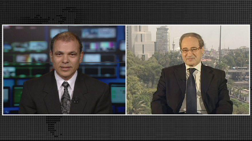 المقداد يتهم المعارضة المدعومة من تركيا والسعودية باستخدام السلاح الكيماوي