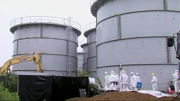 Japan considering dumping Fukushima's radioactive water into the Pacific