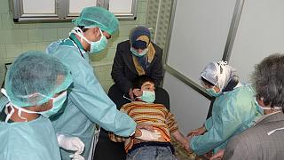 Syrian rebels say new regime defector has evidence of old chemical weapon attack