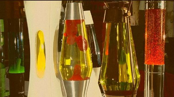 Groovy man – the lava lamp turns 50