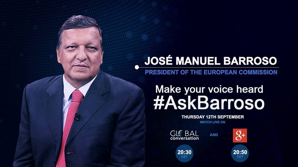 Ihre Frage an José Manuel Barroso?
