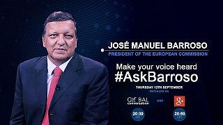 #AskBarroso yazarak Avrupa Komisyonu başkanına sorularınızı yöneltin