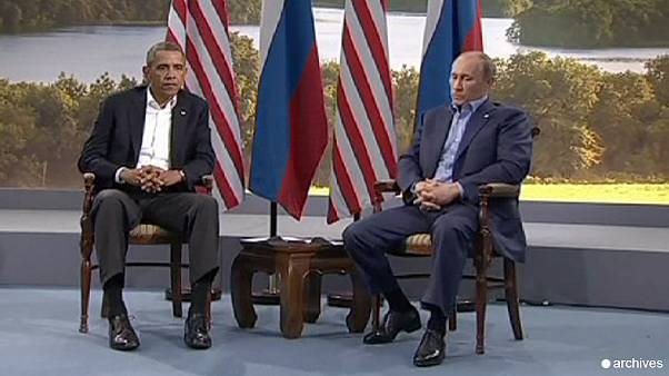 G-20 mit den zwei zerstrittenen Hauptakteuren