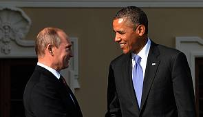 G20 ends with Barack Obama and Vladimir Putin sticking to their guns on Syria