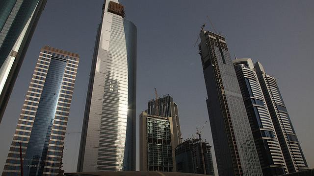 United Arab Emirates and Gulf stock markets plunge amid Syria attack fears