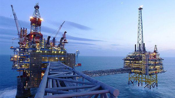 Κύπρος: Άναψε η φλόγα του φυσικού αερίου
