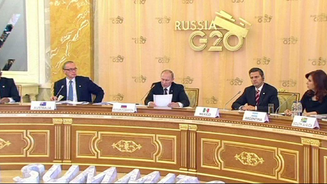 """A solidão de Obama e a """"derrota"""" de Merkel na cimeira do G20"""