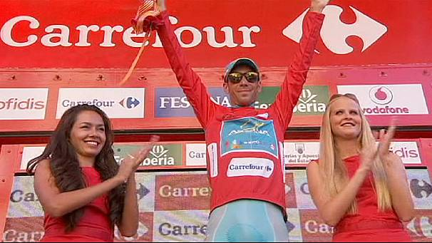 Gilbert wins 12th stage of the Vuelta