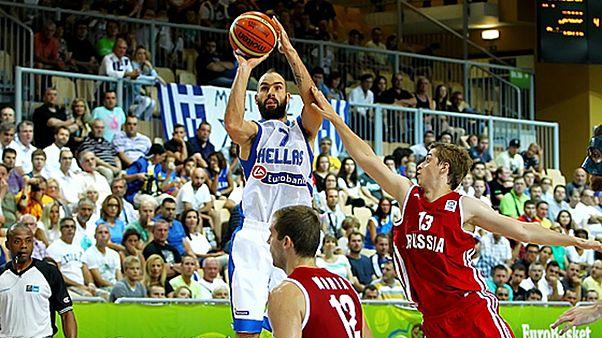 Ευρωμπάσκετ 2013: Δύο στα δύο για την εθνική Ελλάδας, νίκησε και τη Ρωσία