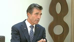 "NATO secretary general says chemical attacks in Syria ""can't go unanswered""/><span class="