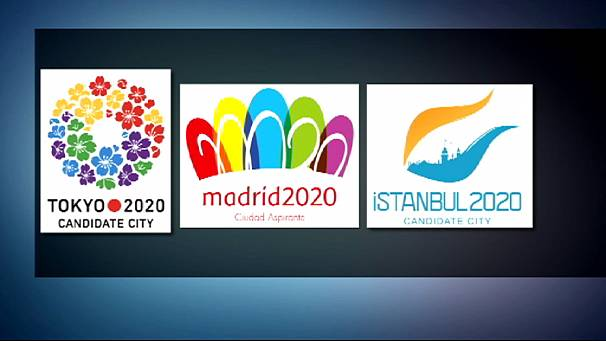 Madrid, Istanbul and Tokyo bidding for gold