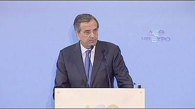 Greece PM predicts end to recession at end of 2014