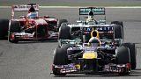 Formula 1: Sebastian Vettel takes Italian GP