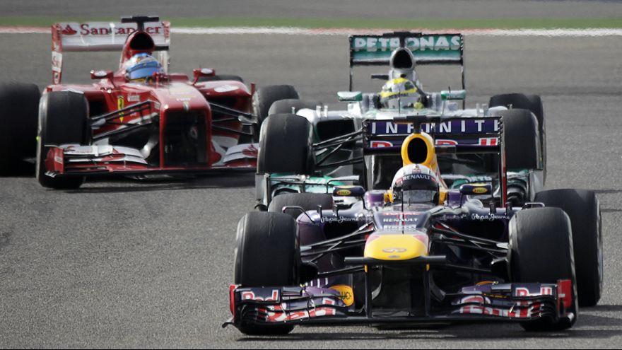 Себастьян Феттель выиграл Гран- при Италии