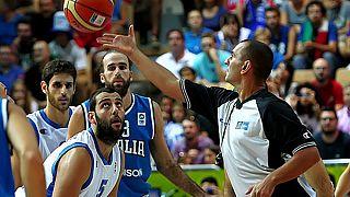 Ευρωμπάσκετ 2013: Πρώτη ήττα για την εθνική Ελλάδας