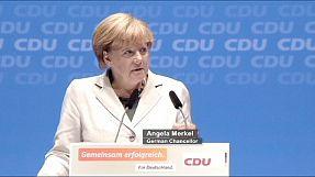 Germania. Merkel: ogni singolo voto conta