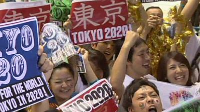 Tokyo gets 2020 Olympics – nocomment