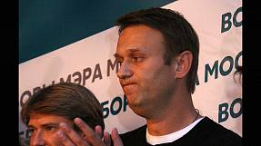 Russia: Navalny