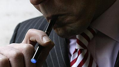 "e-cigarettes ""as good as nicotine patches"" to quit smoking"