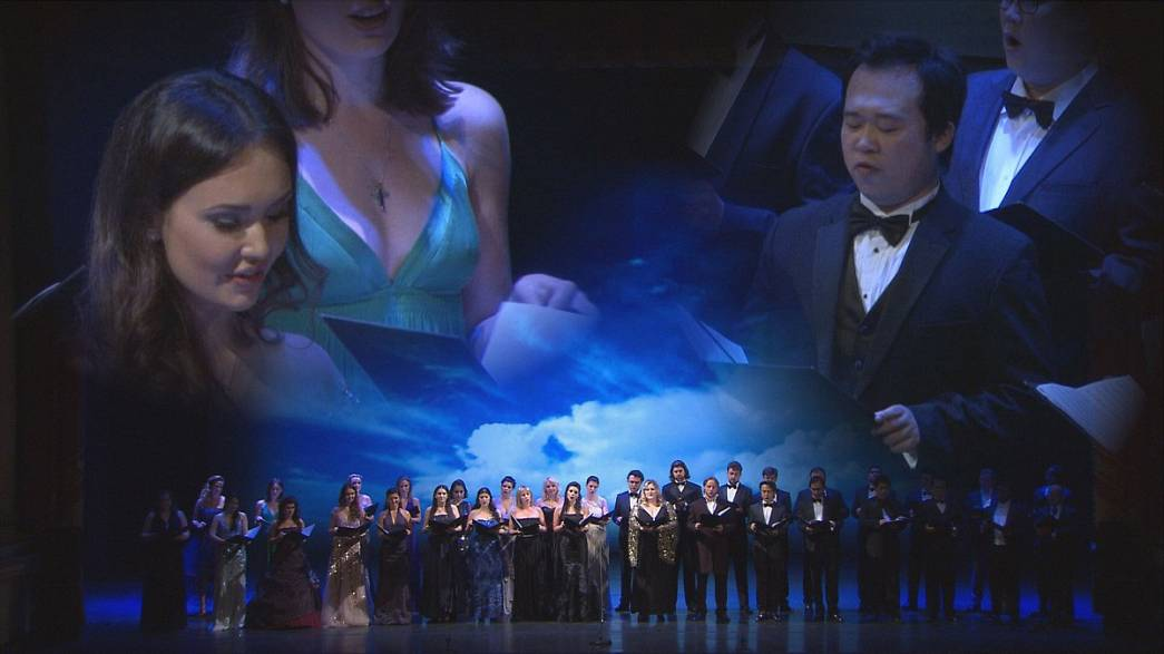 Operalia 2013'ün yıldızları Li ve Garifullina
