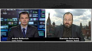 Oposição russa festeja união e pequena vitória