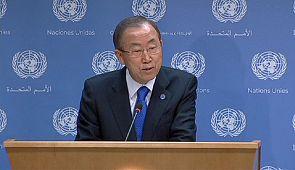 """Ban Ki-moon : """"créer une zone des destruction des armes chimiques""""<br /> >Ban Ki-moon : """"créer une zone des destruction des armes chimiques""""</a><br /> </li><br /> </ul></p>  <p><br />  <br /> </p>                       </div>                                                                            </div>            </section>           <footer>                            <section class="""