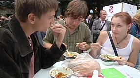 Repubblica Ceca: un 'Banchetto' contro lo spreco di cibo