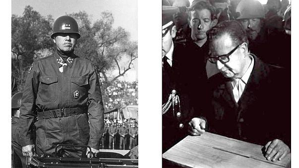 Chili, Pinochet te colle encore à la peau!