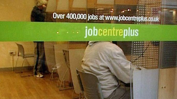 UK unemployment declines unexpectedly