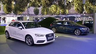 Frankfurt: A nova estratégia dos construtores automóveis