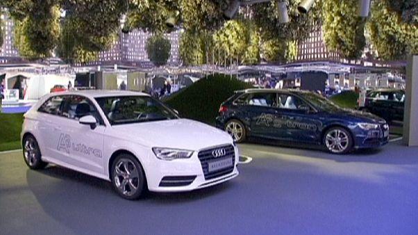 معرض فرانكفورت للسيارات : المصنعون يستعدون للإنطلاق مجدداً