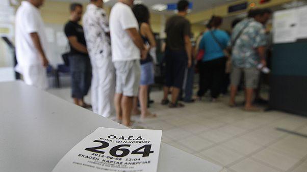 Ελλάδα: Νέο ρεκόρ ανεργίας – Σκαρφάλωσε στο 27,9%