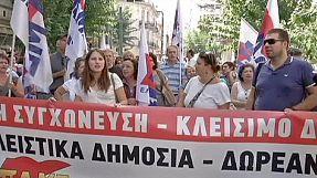 Grecia: aumento record della disoccupazione, oltre metà dei giovani senza lavoro