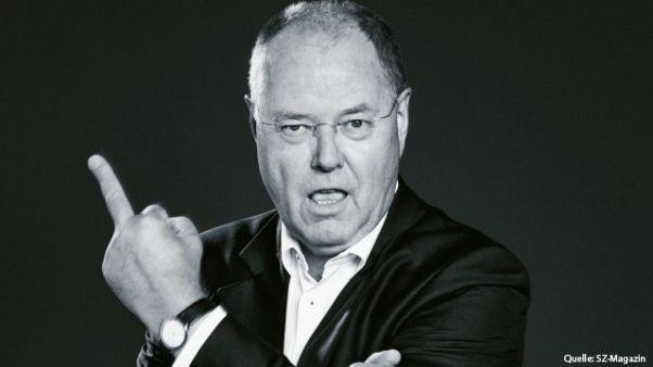 Sex-Video im ZDF und Steinbrücks Stinkefinger