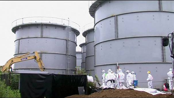 Situation at Japan's Fukushima nuclear plant 'not under control', says Tepco official