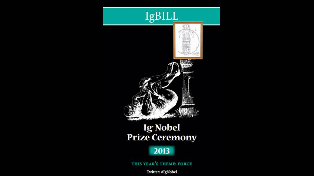 Loukachenko, oignons et bousiers, lauréats des « anti-Nobel »