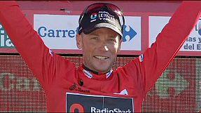 Horner nuovo leader della Vuelta, a due tappe dal termine