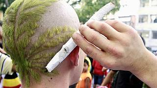 Umstrittene Cannabis-Messe