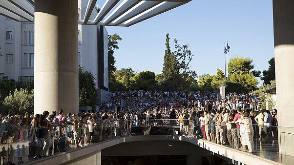 Μουσικός περίπατος στην Αθήνα στη μνήμη της Μαρίας Κάλλας