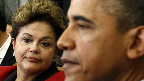 Brazil President calls off state visit to U.S. over spying