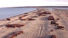 Russia riapre base militare nell'Artico