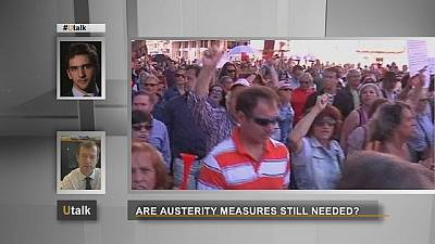 Can increased austerity solve the crisis?