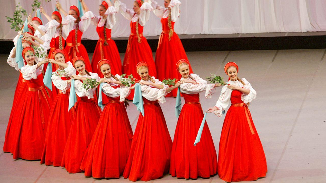 Τα ρωσικά μπαλέτα Μπεριόσκα στο Μέγαρο Μουσικής