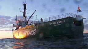 Greenpeace ai russi: liberate i nostri, la Arctic sunrise era in acque internazionali