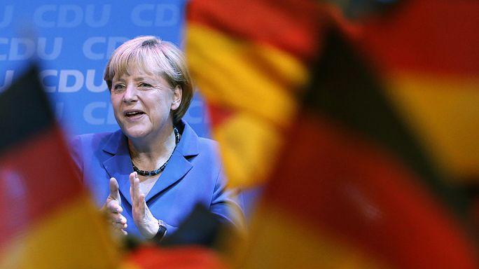 الانتخابات البرلمانية في ألمانيا: تفوُّق المحافظين بقيادة ميركيل بنسبة 42.5 بالمائة مقابل 26.5 بالمائة للحزب الاجتماعي الديمقراطي