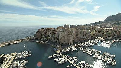 Monaco's industry going up a level