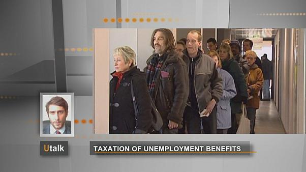 Le tasse sull' indennità di disoccupazione per chi vive all'estero
