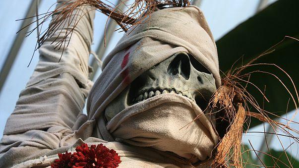 Allemagne : la momie mystère était en plastique