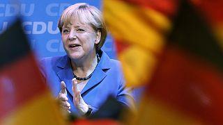 Genel seçimlerin ardından Almanya
